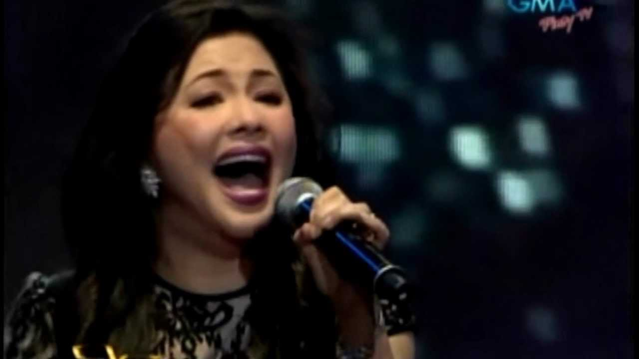 You made me stronger regine velasquez lyrics