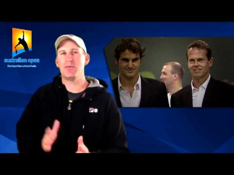 2014 Australian Open Preview: Can Stephan Edberg Help Roger Federer Win?