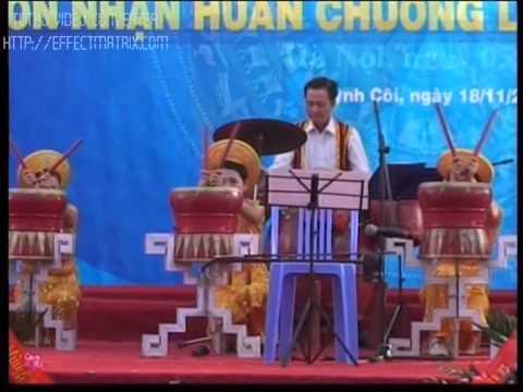 THPT Quỳnh Côi - Lễ kỷ niệm 50 năm thành lập part 5/8