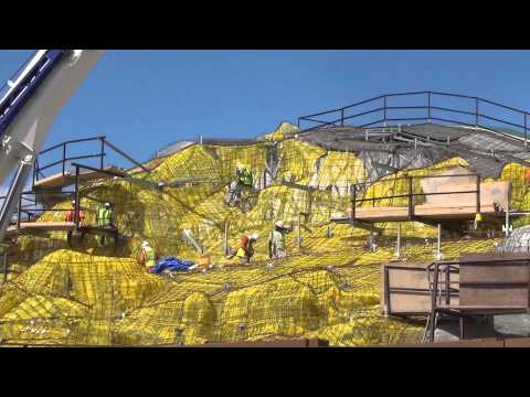 7 Dwarfs Mine Ride in the New Fantasyland in The Magic Kingdom at Disney World - October Update