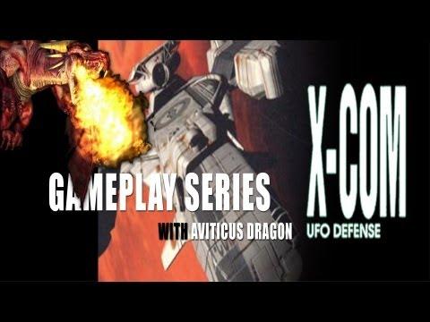 X-COM: UFO Defense - Gameplay - Part 1 - Base management and pesky alien invaders!