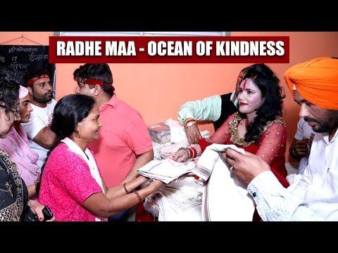 'Shri Radhe Maa' Chowki - Panna Gill