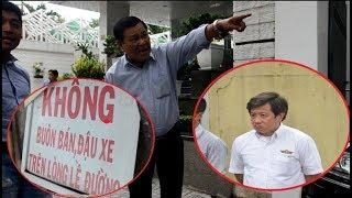 """Ông 70 tuổi nói ông Đoàn Ngọc Hải thu bảng có nội dung """"cấm ô tô đậu vỉa hè"""" là quá sai"""