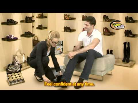 Cyber Clean Shoe RX