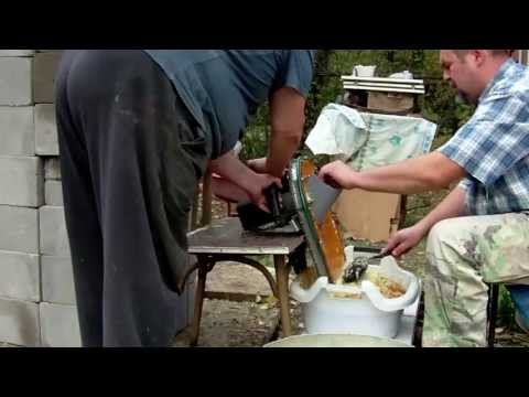 Гидропресс для сока