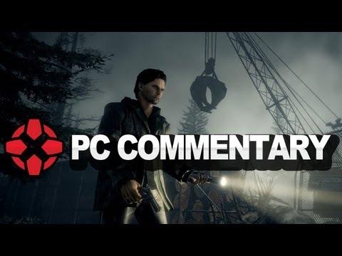 IGN комментируют PC версию Alan Wake