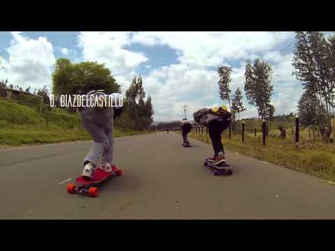Longboarding: Pack de Domingo!