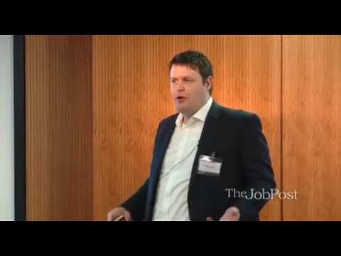 Kevin Blair, Cisco Systems, Keynote at Talent Leaders Connect June 2014