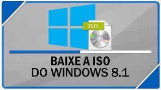 Como Baixar O Windows 8.1 Oficial Da Microsoft