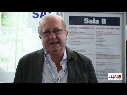 GIC 2018 - Intervista a Gian Luigi Pirovano: le pavimentazioni industriali diventano strutture