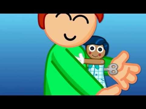 Pinpon es un muñeco canción infantil con karaoke