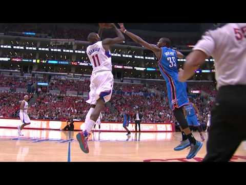 Oklahoma City Thunder vs Los Angeles Clippers Game 3 | May 9, 2014 | NBA Playoffs 2014