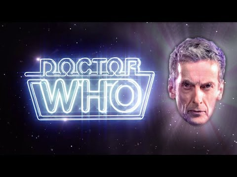 Doctor Who: Peter Capaldi Retro Title Sequence