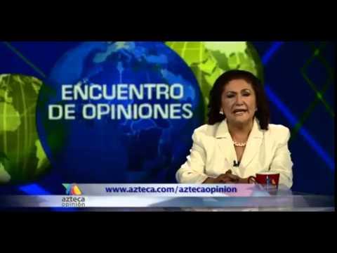 Amamantar la pobreza AZTECA Barra de Opinion