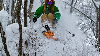 Myokoing: Undiscovered Skiing in Japan