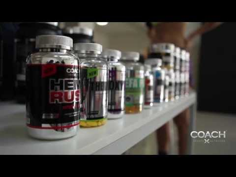 Making Off Coach Sports Nutrition