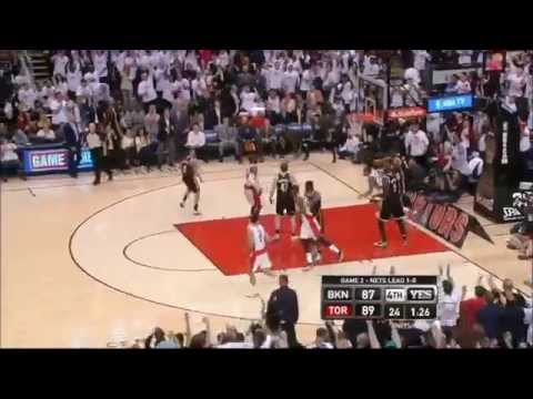Toronto Raptors • Lowry Shorts DeRozan Ball Screen & Attacks