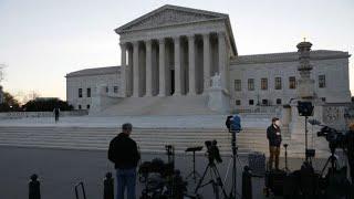 المحكمة العليا الأمريكية تسمح بتطبيق جزئي لمرسوم ترامب حول الهجرة |
