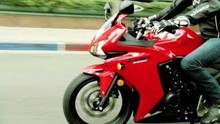 2013 Honda CBR 500 OFFICIAL TRAILER