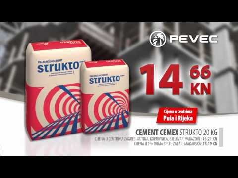 Pevec TV spot 4, ponuda vrijedi od 10.10.2013. do 31.10.2013.