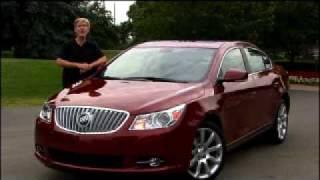 Drive - Buick LaCrosse CXS videos