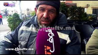 بالفيديو..طوبيس دخل فقهوة فعين حرودة..كون كانو الناس كون ماتو  