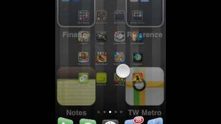 #4F iPhone Homescreen Zoom Transition - Barrel from Cydia view on youtube.com tube online.