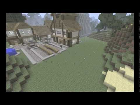 Minecraft Timelapse:: Seaside City