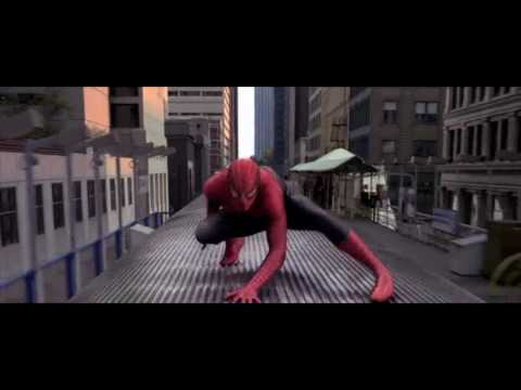 Spider-Man 2.1 Extended Train Fight Scene (HD)
