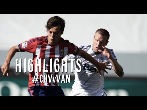 HIGHLIGHTS: Chivas USA vs. Vancouver Whitecaps | March 16, 2014