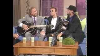 Bee Gees cantan a capella How Deep Is Your Love