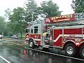 Demarest Fire Department Responding