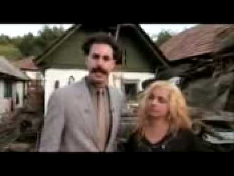 borat dating service skit I liked it when he goes to the dating service what sucks is i don't think i'll be able to watch his movie here in china i don't think the govt likes that type of humor.
