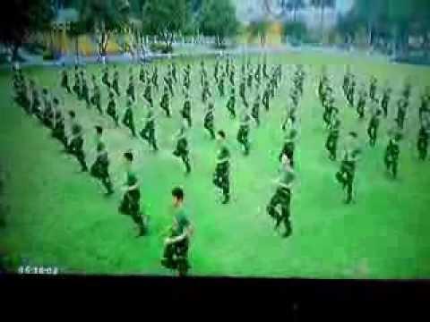 Tập thể dục buổi sáng kênh quân đội quốc phòng