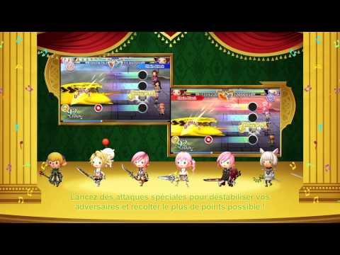 THEATRHYTHM FINAL FANTASY CURTAIN CALL - Bande-annonce