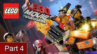 We Play: The Lego Movie Video Game Flatbush Gulch Part