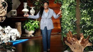 Oprah Finally Has Celebrity Friends, Thanks to Ellen