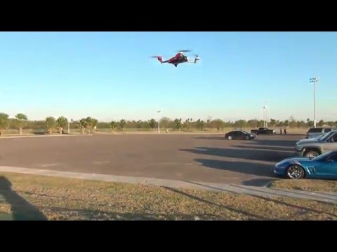 Traxxas Aton - CRASH and SPEED FLY-BYS! (with GoPRO)