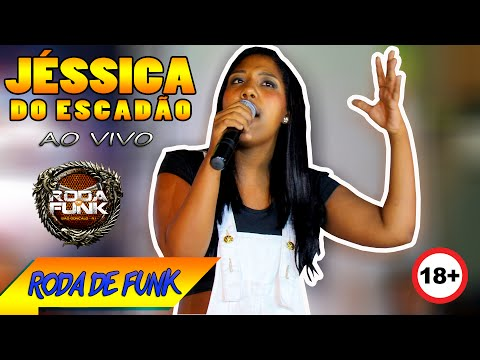 MC Jéssica do Escadão - Feat. MC Smith :: Ao vivo na Roda de Funk - Lançamento ::