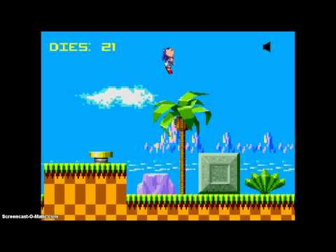 Let's Play Sonic Unfair Part 1