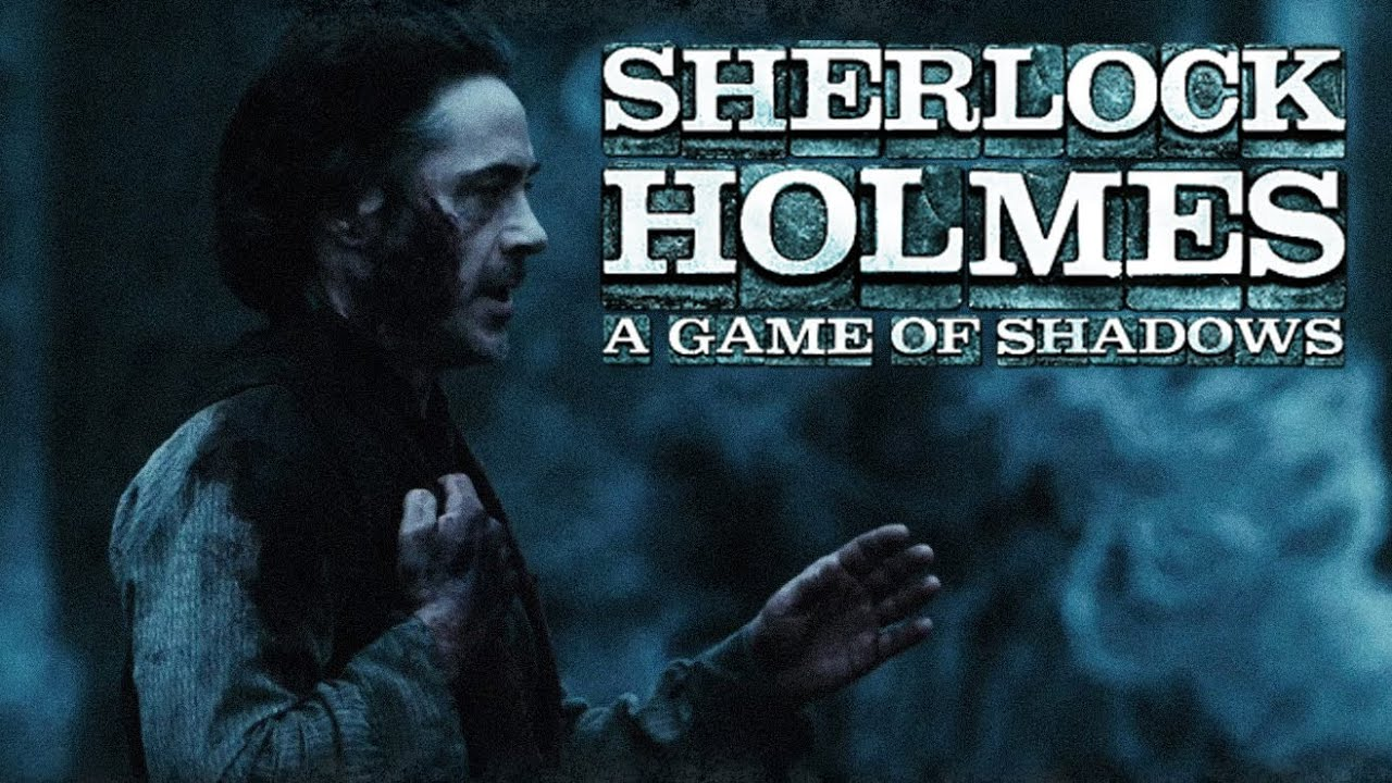 Behind the scenes footage from Sherlock Holmes: game of ...