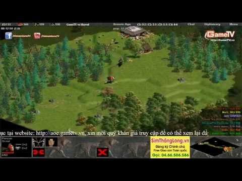 Chim se di nang 2014 moi nhat - GameTV vs Skyred 10 09 2014 C4