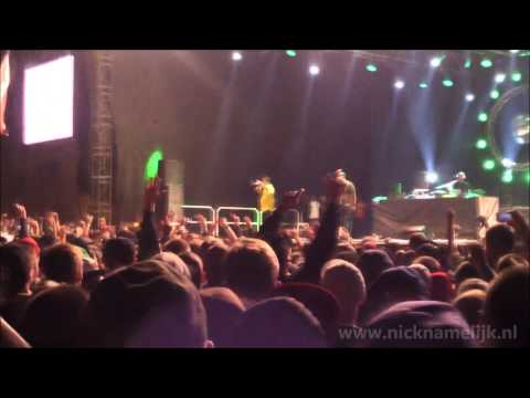 De La Soul live compilation @ Hiphopkemp 2013 (Good Sound Quality)