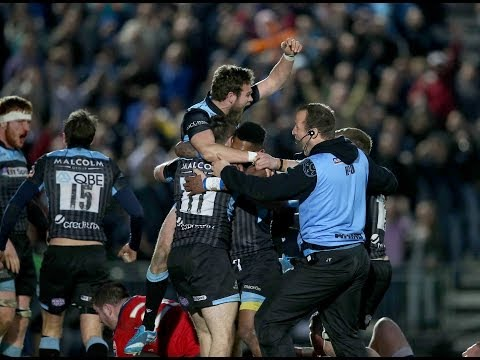 Glasgow Warriors v Munster Full Time Round Up 16th May 2014
