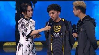 Phỏng vấn Optimus sau khi GAM đánh bại FNC tại lượt đi vòng bảng CKTG 2017