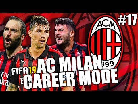FIFA 19 | AC MILAN CAREER MODE | #17 | CAN IT BE DONE?