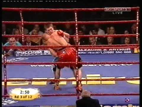 "Ricky ""Hitman"" Hatton vs Michael Stewart - WBU Light Welterweight Title"