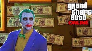 GTA 5 Online Easy GTA 5 Money Method + Double RP Method