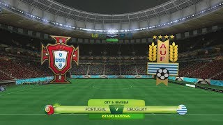 2014 FIFA World Cup Brazil Portugal Vs Uruguay [Road