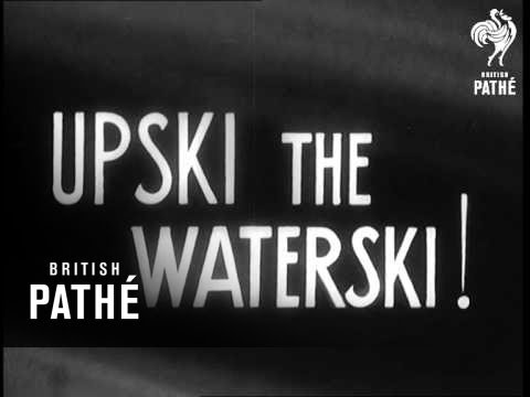 Upski And Waterski Aka Water-Ski (1941)